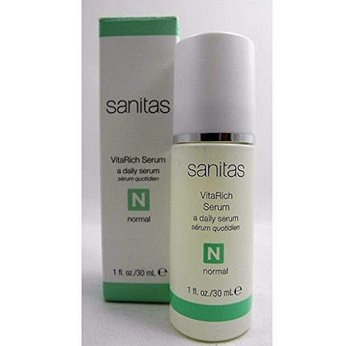 Sanitas Progressive Skinhealth VitaRich Serum 30 ml.