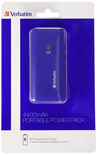 verbatim portable power pack - 6