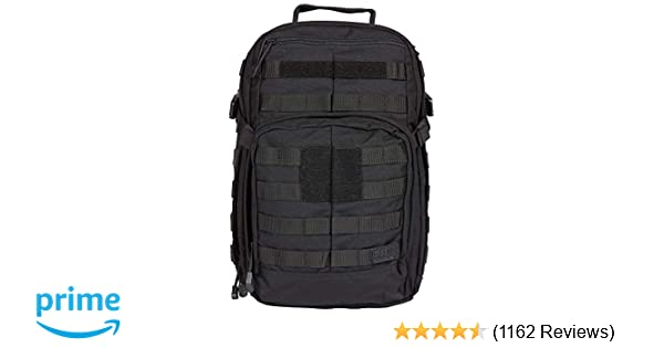 Amazon.com   5.11 RUSH12 Tactical Backpack, Small, Style 56892, Black    Sports   Outdoors 3f04f1609d