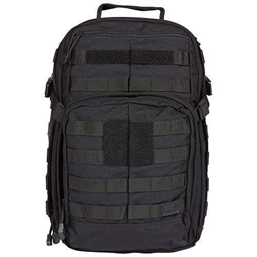 5.11Tactical RUSH12 Military Backpack, Molle Bag Rucksack Pack, 24 Liter Small, Style 56892 5.11 Tactical Canvas Shorts
