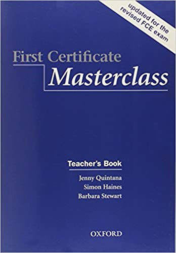 Fce Masterclass Teachers Book