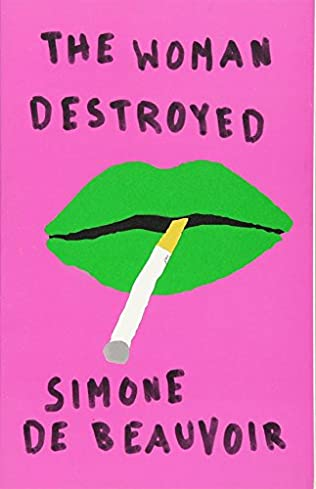 book cover of The Woman Destroyed