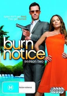 Burn Notice - Season 2 [NON-USA Format / PAL / Region 4 Import - Australia] -  DVD, Gabrielle Anwar, Bruce Campbell Jeffrey Donovan