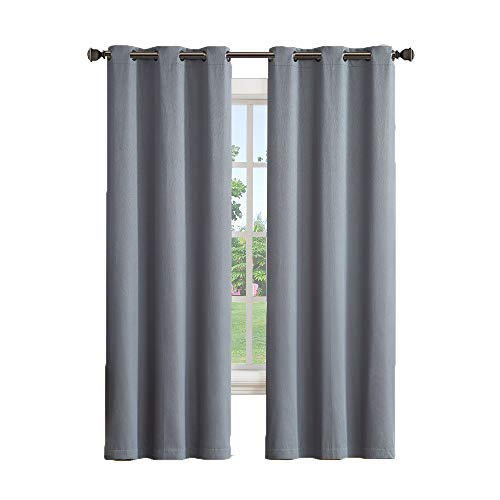 Pair Discount Drapery - Warm Home Designs 1 Pair (2 Panels) Of Extra Long Length 37