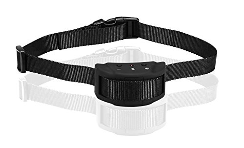 Oternal Electronic No Bark Control Dog Training Collar with 7 Levels Button Adjustable Sensitivity...