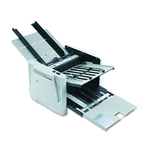 Model Premier Yale Martin - Martin Yale Model 1217A Medium-Duty AutoFolder for 11 x 17 Inches Paper, Grey (PRE1217A)