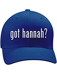 got hannah? - A Nice Men's Adult Baseball Hat Cap