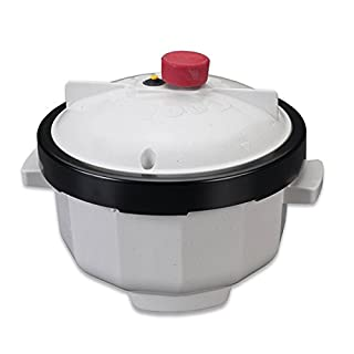 Nordic Ware Microwave Tender Cooker 2.5 Quart (B0007LC55A) | Amazon price tracker / tracking, Amazon price history charts, Amazon price watches, Amazon price drop alerts