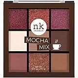 Nicka K New York Makeup Nine Color Shadow Palette (Mocha Mix)
