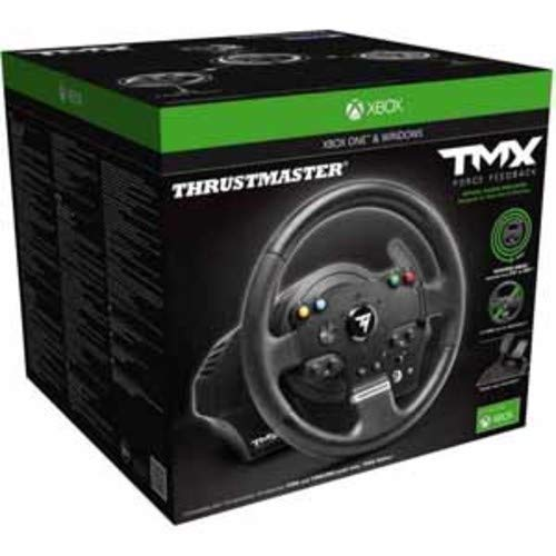- Thrustmaster TMX Force Feedback racing wheel for Xbox One and WINDOWS