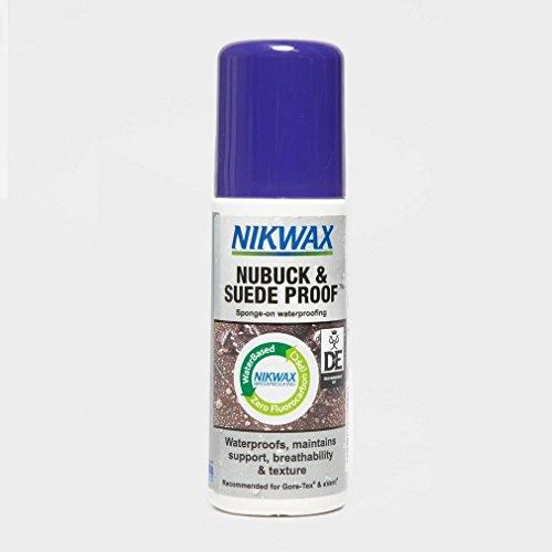 Nikwax nobuck y ante pruebas esponja en 125 ml