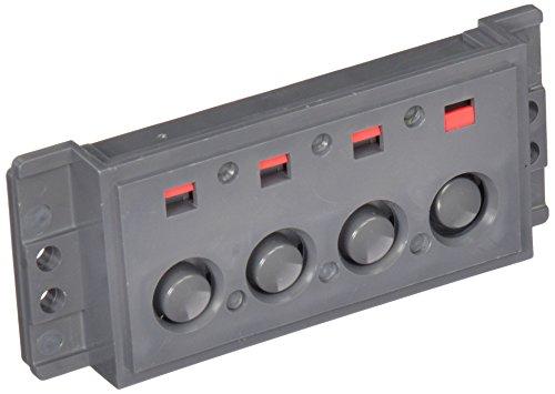GENUINE Frigidaire 5304460919 Dishwasher Push Button Switch - Frigidaire Push Button