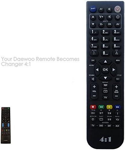 Mando a distancia para TV * * Universal para Daewoo LCD – LED ...