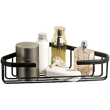 Amazon.com: Corner Basket Shelves by MAMOLUX ACC| Solid Brass Shower ...