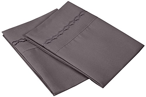 super-soft-light-weight-100-brushed-microfiber-king-charcoal-with-cloud-embroidery-2-piece-pillowcas