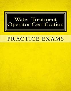 amazon com water operator certification study guide a guide to rh amazon com Education Book Study Book Navagating Early Study Guides