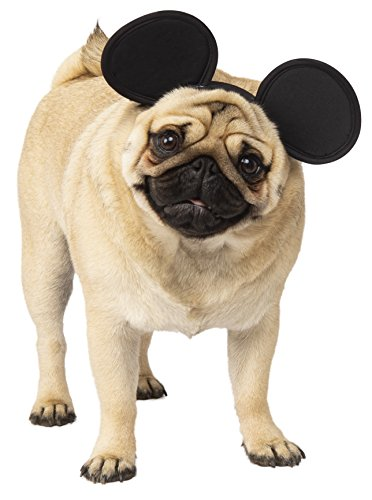Mickey Mouse Dog (Rubie's Disney: Mickey & Friends Pet Costume Accessory, Mickey Mouse,)