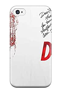 Hard Plastic Iphone 4/4s Case Back Cover,hot Dexter Season 8 2013 Case At Perfect Diy
