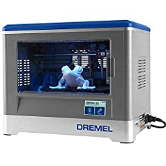 The Dremel DigiLab 3D20 Idea Builder 3D Printer is Dremel's most reliable low-cost 3D printer for hobbyists, tinkerers and other users new to 3D printing. The simple design of the printer along with Dremel support team will help you succeed a...
