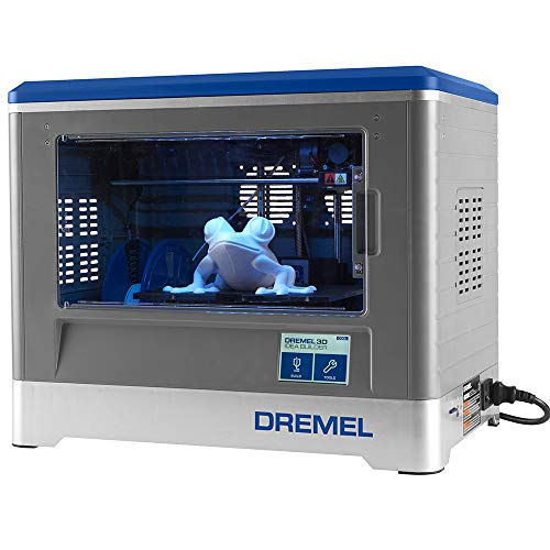 Dremel Digilab 3D20 3D Printer, Idea Builder for Brand New Hobbyists and Tinkerers (Best Low Cost 3d Scanner)