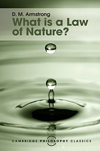 What is a Law of Nature? (Cambridge Philosophy - The Is Classic What