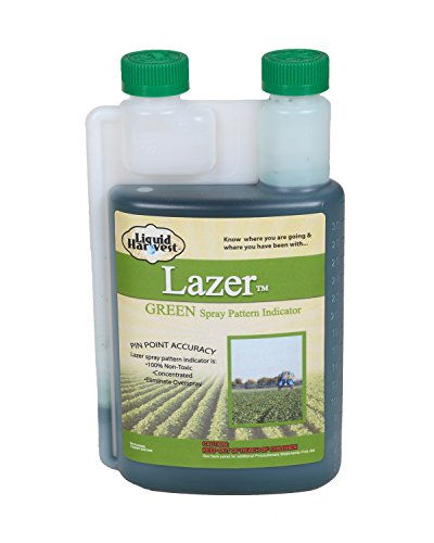liquid-harvest-lazer-green-spray-pattern-indicator-1-quart-32-ounces-perfect-weed-spray-dye-herbicid