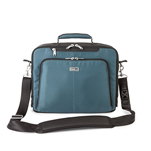 Think Tank Photo My 2nd Brain Briefcase for 13'' Laptop (Harbor Blue) by Think Tank