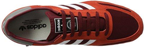 adidas la Trainer Og, Zapatillas Para Hombre Rojo (Collegiate Burgundy/Footwear White/Red)