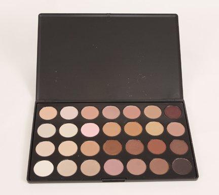 Ombre à paupières maquillage kit cosmétique Palette 28 Shades of nuetral cosmétiques couleurs