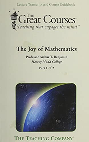 the joy of mathematics lecture transcript and course guidebook set rh amazon com great courses guidebooks pdf great courses guidebooks pdf