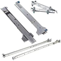 DELL 770-BBIC Accesorio de Bastidor - Accesorio de Rack (Plata, 1U, PowerEdge R320 PowerEdge R420 PowerEdge R430 PowerEdge R620 PowerEdge R630 PowerVault DL4000)