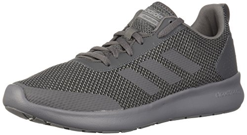 adidas Men's Element Race Running Shoe Grey Four/Grey Four/Grey Three 9 M US