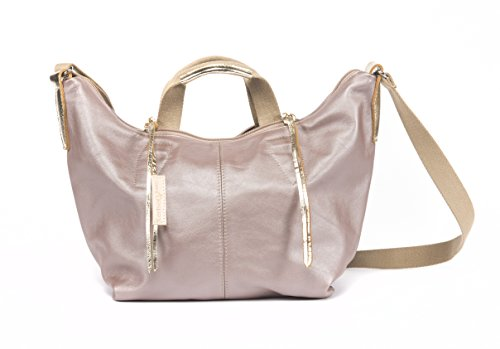 Sac à main cabas élégant en cuir made in France