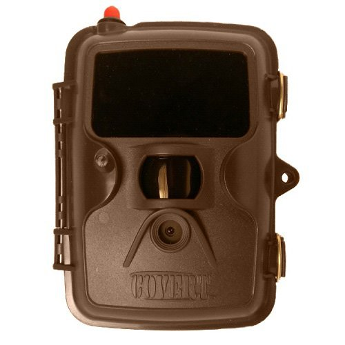Covert Code AT&T Solid Camera, Brown