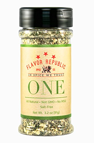 Flavor Republic All Natural Seasoning Everything product image