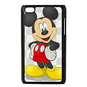 Ipod Touch 4 Phone Case Mickey Mouse Cell Phone Cases TYA484321