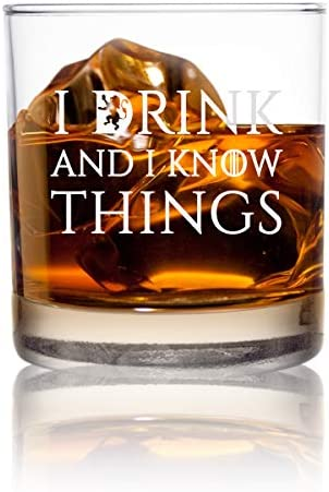 Things Tumbler Whiskey Novelty Lowball