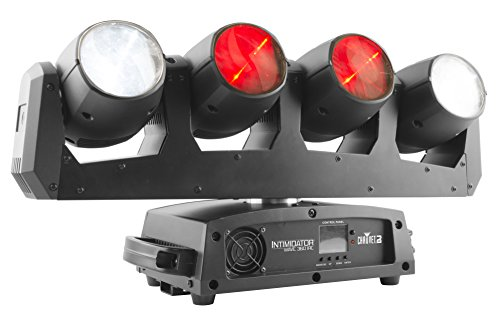 CHAUVET DJ INTIMWAVE360IRC Intimidator Wave 360 IRC LED Moving Heads (4) | Stage Lights by CHAUVET DJ