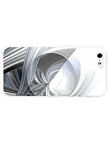 Free Shipping iPhone 5/5s Case Abstract - Sphere And Tubes with Full Wrap