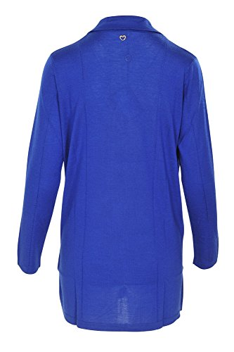 Casual Blu normale vZw8xnq7 IT cachemire Cardigan Cruciani 42 Donna Af0nFROqw