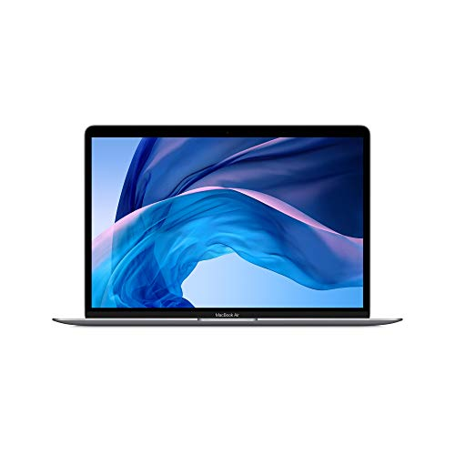 Apple MacBook Air (de 13 Pulgadas, Intel Core i3 de Doble núcleo a 1,1 GHz de décima generación, 8 GB RAM, 256 GB) – Gris Espacial (Marzo 2020)