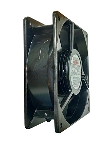 Mechatronics 120x120x38mm 230 Volts High Temp Fan UF12AM23-BTHR-F832