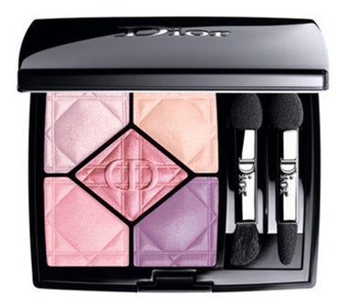 Dior 2018 Diorsnow Twinkling Lights 5 Couleurs Eyeshadow Palette - Sweeten No. 847