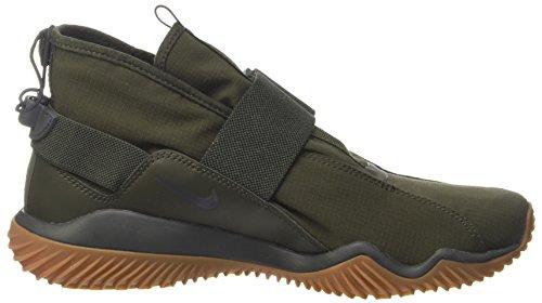 Men's Black Walking Dark Metallic total Nike Shoes Grey Orange Komyuter cool Grey fxpdnq
