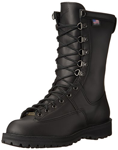 Danner Men's Fort Lewis 10 Inch 200G Law Enforcement Boot, Black, 13 EE US
