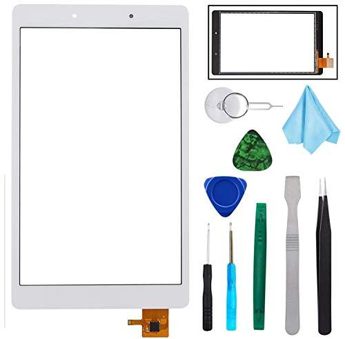 Vidrio Touch Para Galaxy Tab A 8.0 Sm-t290 (sin Lcd) Blanco