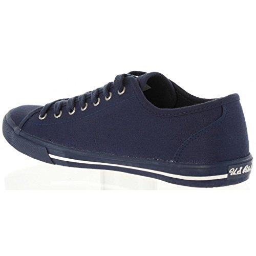 U.S.POLO ASSN. Deportivas de Mujer US Polo Assn RANDI-DYON4154S7-C1 Azul Oscuro