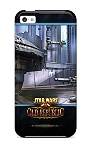 High-end Case Cover Protector For Iphone 5c(star Wars Old Republic)
