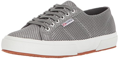 Superga Women's 2750 Metallicmeshw Sneaker Grey cheap sale tumblr cheap sale 2014 newest srSlLC
