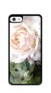 TUTU158600 Back Cover Case Personalized Customized Diy Gifts In A iphone 5c cases for boys - Watercolor Painting